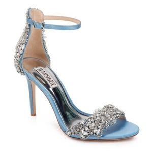 Badgley Mischka Fabiana Ankle Strap Sandal